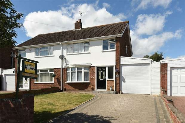 3 Bedrooms Semi Detached House for sale in The Buntings, Bedford