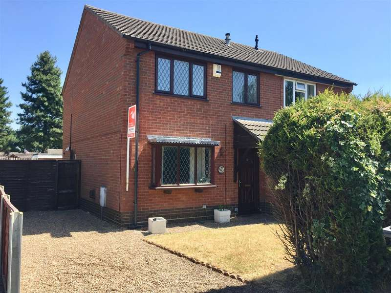 3 Bedrooms Detached House for sale in Harlaxton Close, Lincoln