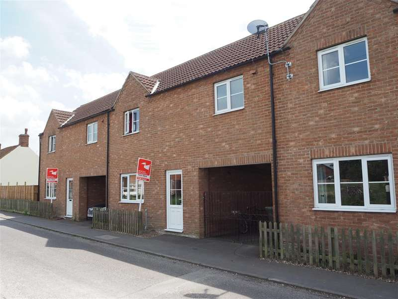 3 Bedrooms Terraced House for sale in Eastgate, Bassingham