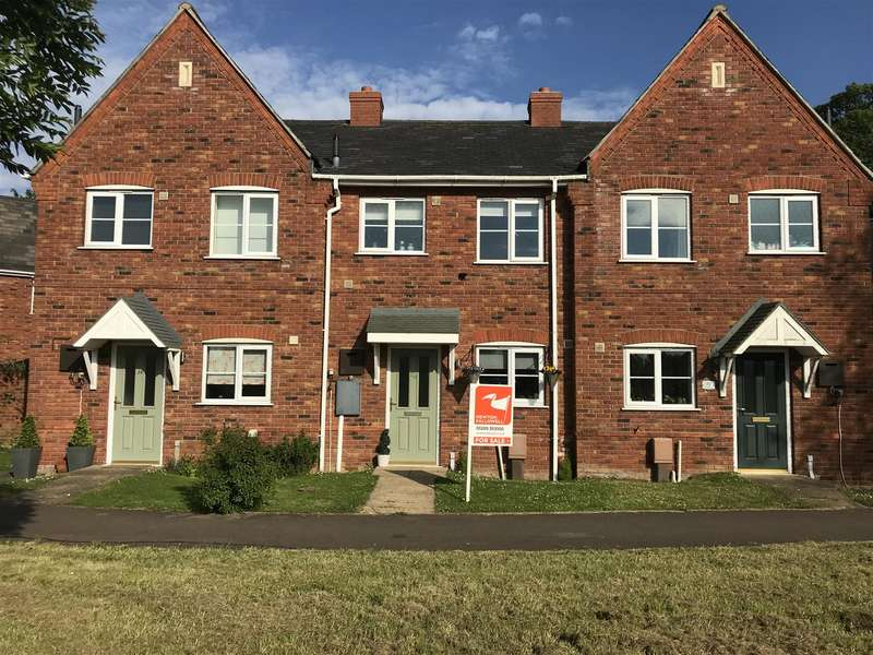 2 Bedrooms Terraced House for sale in Churchgate, Sutterton, Boston