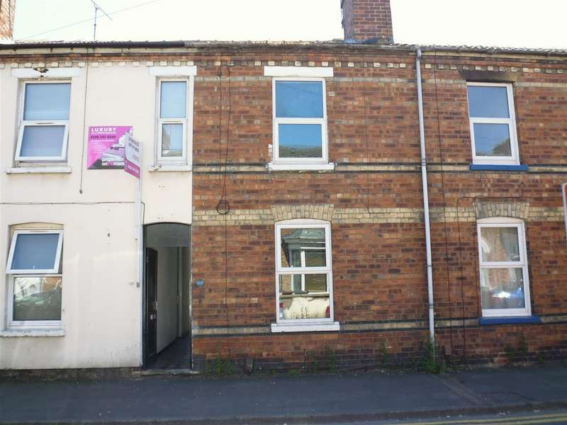 2 Bedrooms Terraced House for sale in Ripon Street, Lincoln
