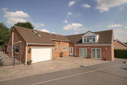 6 Bedrooms Detached House for sale in Stubley Lane, Dronfield Woodhouse, Dronfield, Derbyshire