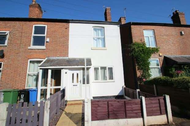 3 Bedrooms End Of Terrace House for sale in Kelsall Street, Sale