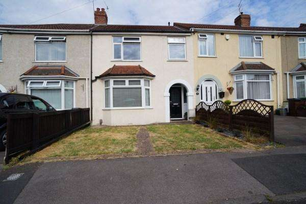 3 Bedrooms House for sale in Woodland Avenue, Kingswood, Bristol, BS15 1PZ