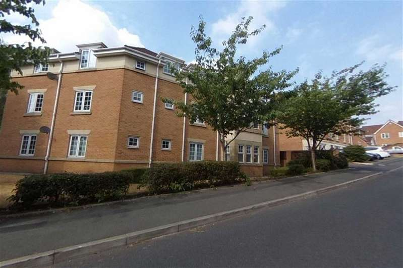 2 Bedrooms Flat for sale in Windermere Road, Dukinfield
