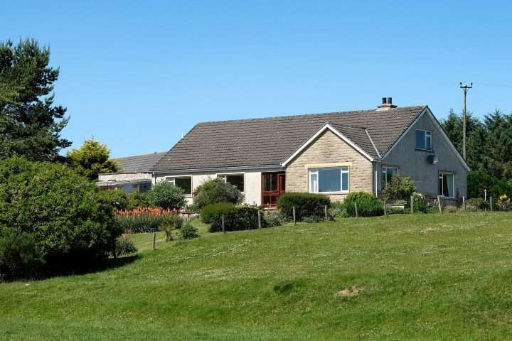 4 Bedrooms Detached House for sale in Balnamoon House, Crossroads, Keith, Moray, AB55