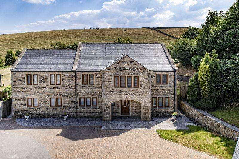 5 Bedrooms Detached House for sale in Whynn Fold, 9 Town Ing Way, Stainland HX4 9EE