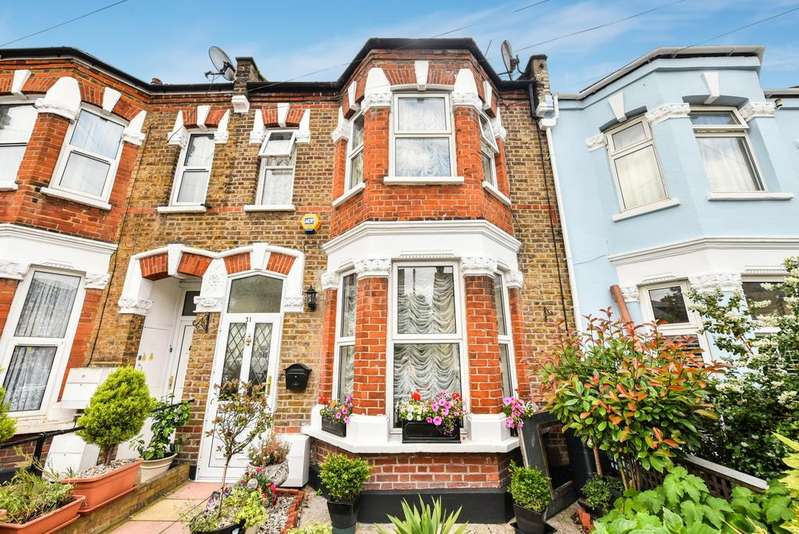 3 Bedrooms Terraced House for sale in Padua Road Penge SE20