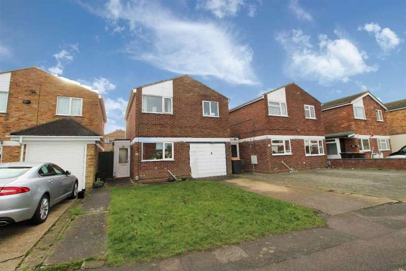 4 Bedrooms Detached House for sale in Orchard Street, Kempston, Bedford, MK42