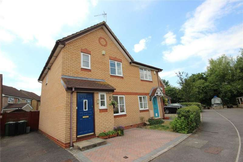 3 Bedrooms Semi Detached House for sale in Wheatfield Drive, Bradley Stoke, Bristol, BS32