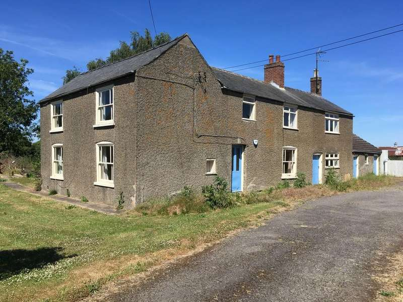4 Bedrooms Detached House for sale in Bourne Road, West Pinchbeck
