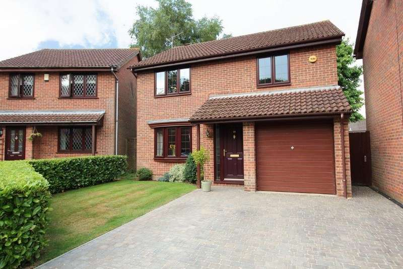 4 Bedrooms Detached House for sale in Seaton Close, West End SO18