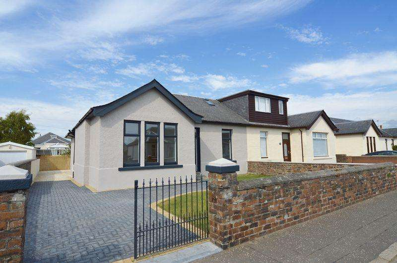 3 Bedrooms Semi Detached Bungalow for sale in Berelands Road, Prestwick