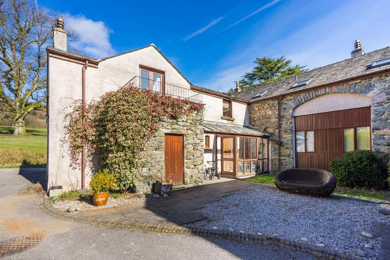 3 Bedrooms Mews House for sale in Duddon Hall, Duddon Bridge, Broughton-In-Furness
