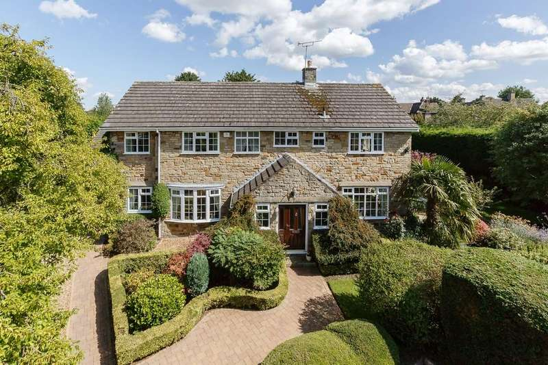 5 Bedrooms Detached House for sale in Mulberry Garth, Thorp Arch, Wetherby, LS23