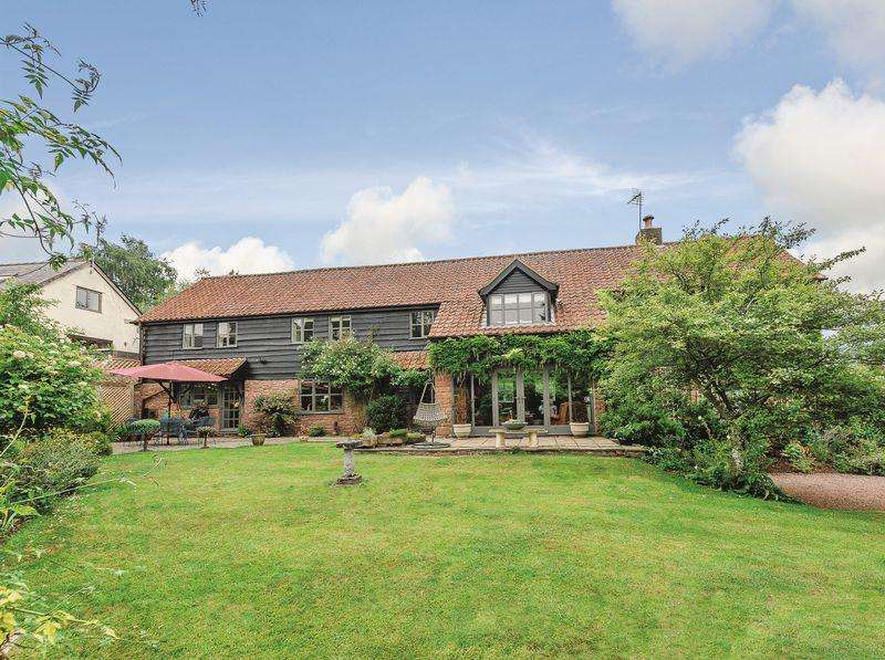 5 Bedrooms Detached House for sale in Kings Caple