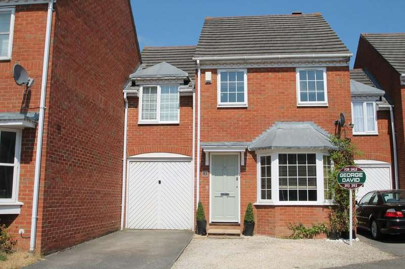 3 Bedrooms Link Detached House for sale in Lark Vale, Aylesbury