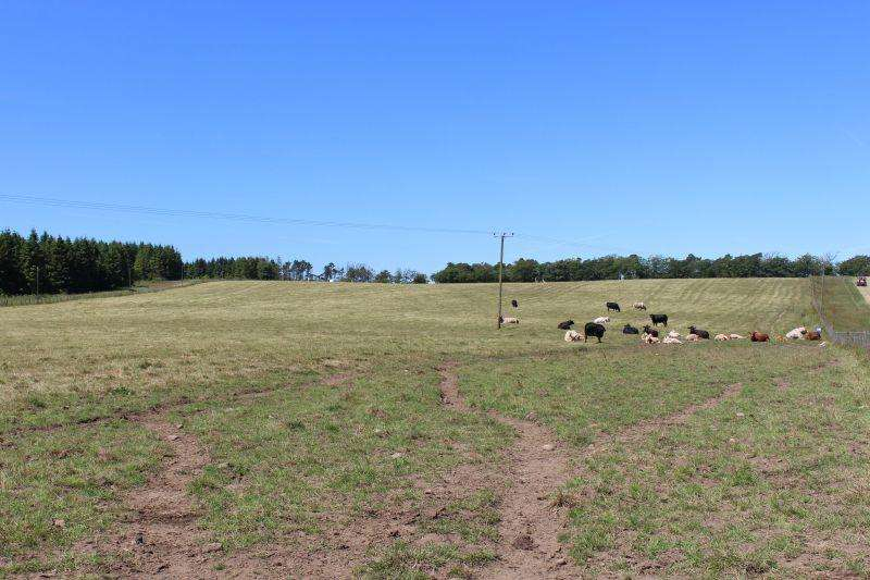 Farm Land Commercial for sale in Lot 4 Mossend Farm, West Calder, West Lothian EH55