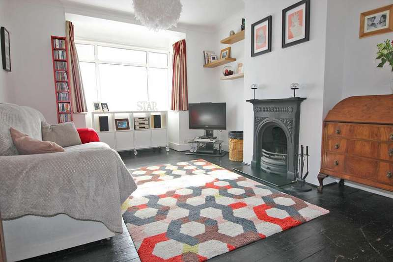 3 Bedrooms Terraced House for sale in Stanmer Villas, Brighton BN1
