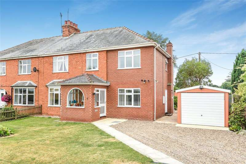5 Bedrooms Semi Detached House for sale in London Road, Osbournby, NG34