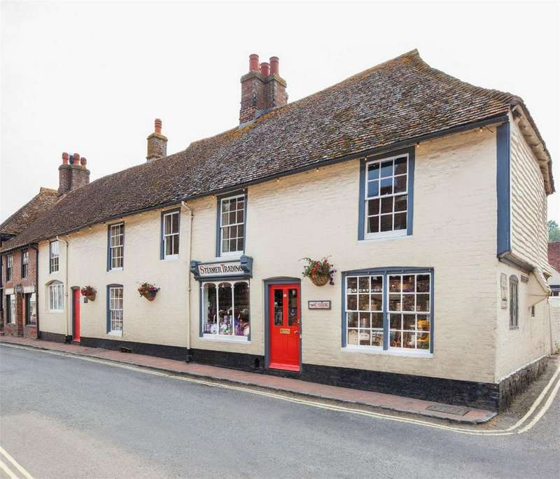 3 Bedrooms Semi Detached House for sale in High Street, Alfriston, Polegate, East Sussex