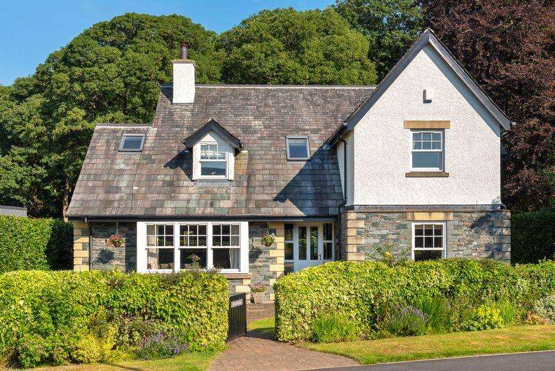 5 Bedrooms Detached House for sale in Briarwood, Crosthwaite Road, Keswick