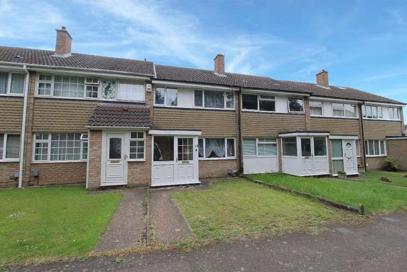 3 Bedrooms Terraced House for sale in Cherry Walk, Kempston, Beds, MK42