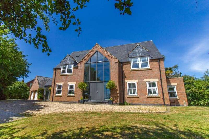 5 Bedrooms Detached House for sale in Eastgate, Scotton, Gainsborough, Lincolnshire, DN21
