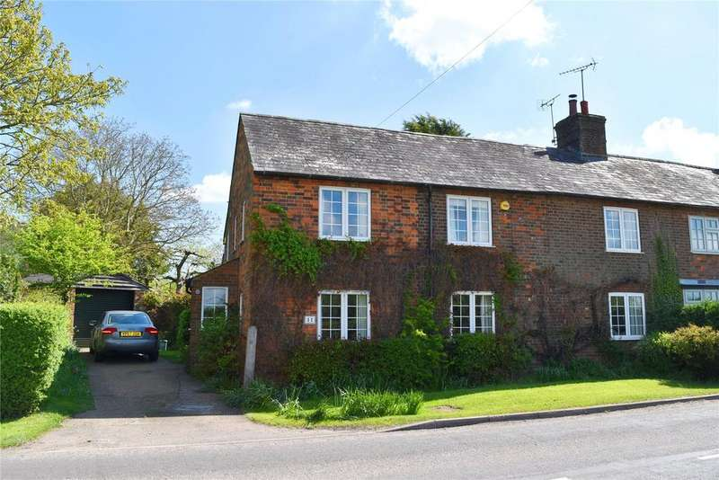 4 Bedrooms Semi Detached House for sale in Great Gap, Ivinghoe