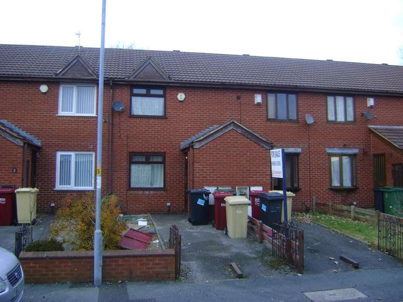 2 Bedrooms Town House for sale in Willow Close, Bolton BL3