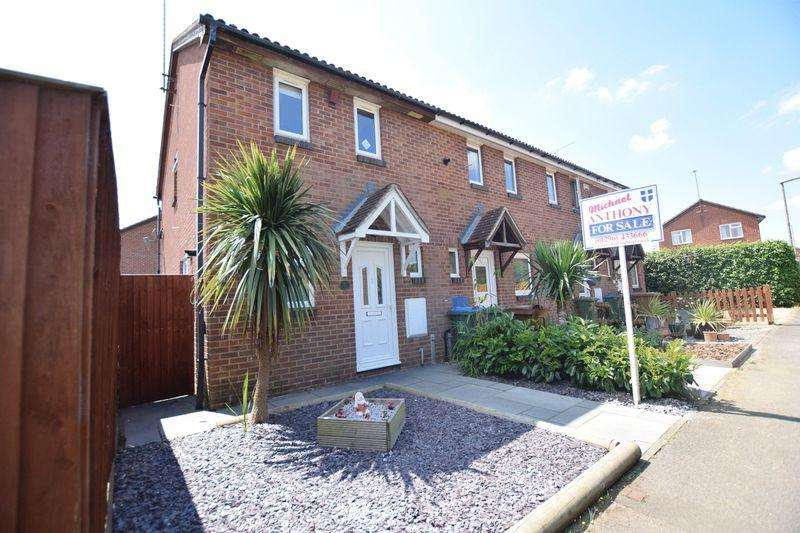 2 Bedrooms End Of Terrace House for sale in Field Close, Aylesbury