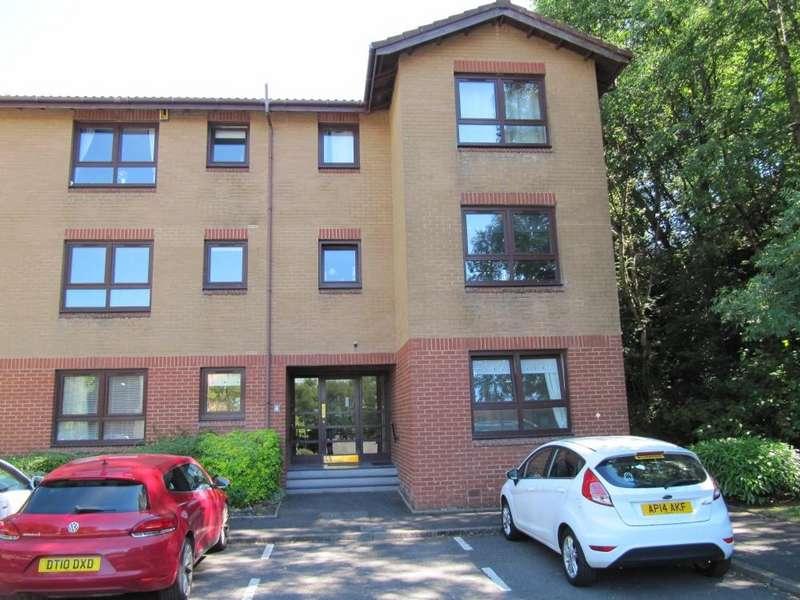 1 Bedroom Flat for sale in 4 Woodlands Court, Flat 1, Old Kilpatrick, G60 5HH