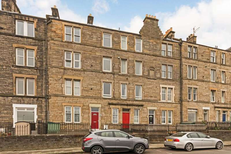 1 Bedroom Flat for sale in 6/2 Meadowbank Terrace, Meadowbak, Edinburgh, EH8 7AR