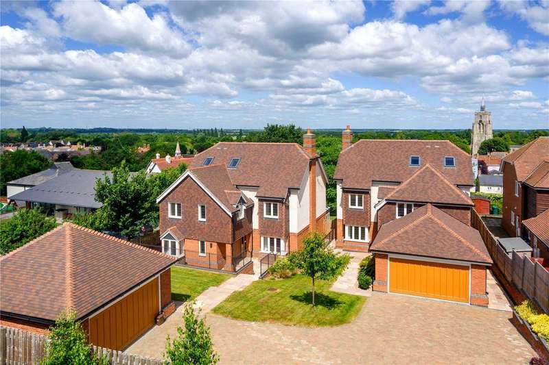 6 Bedrooms Detached House for sale in Moules Yard, Ashwell Street, Ashwell, Hertfordshire