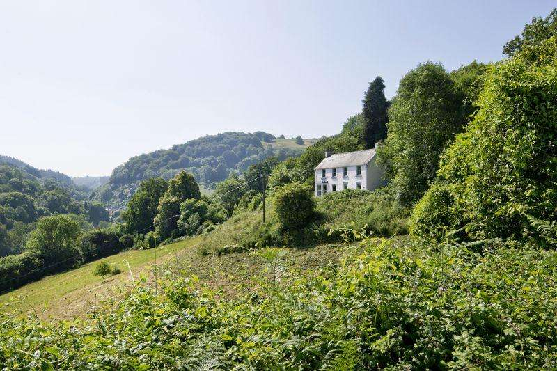 4 Bedrooms Detached House for sale in Lydbrook