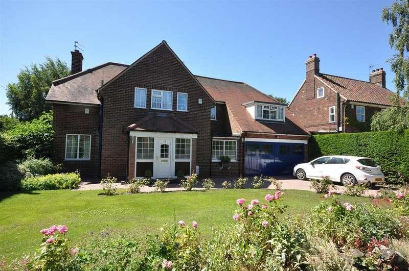 4 Bedrooms Detached House for sale in Brockfield Road, Huntington , York YO31 9DZ