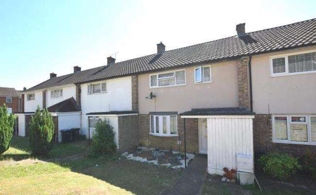3 Bedrooms House for sale in Fold Croft, Harlow