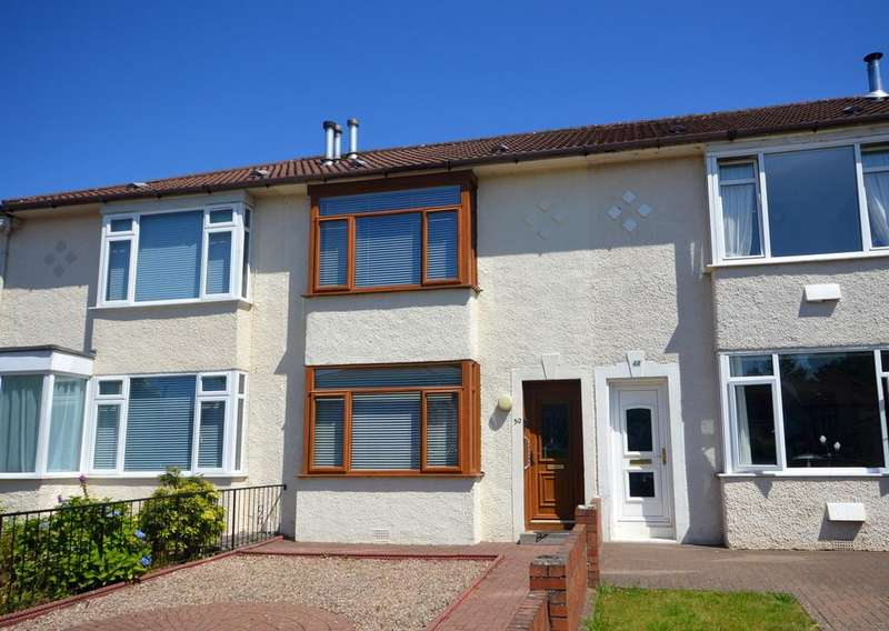 2 Bedrooms Terraced House for sale in Millburn Avenue Clydebank G81 1ER