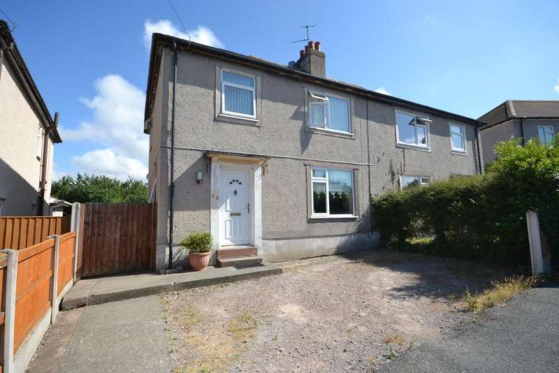 3 Bedrooms Semi Detached House for sale in Maes Y Dre, Abergele, Conwy, LL22