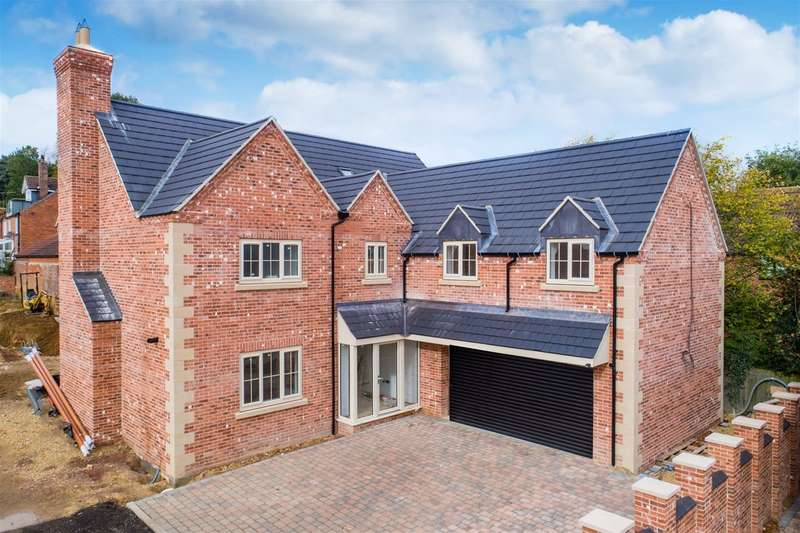 6 Bedrooms Property for sale in Witham View, Colsterworth, Grantham