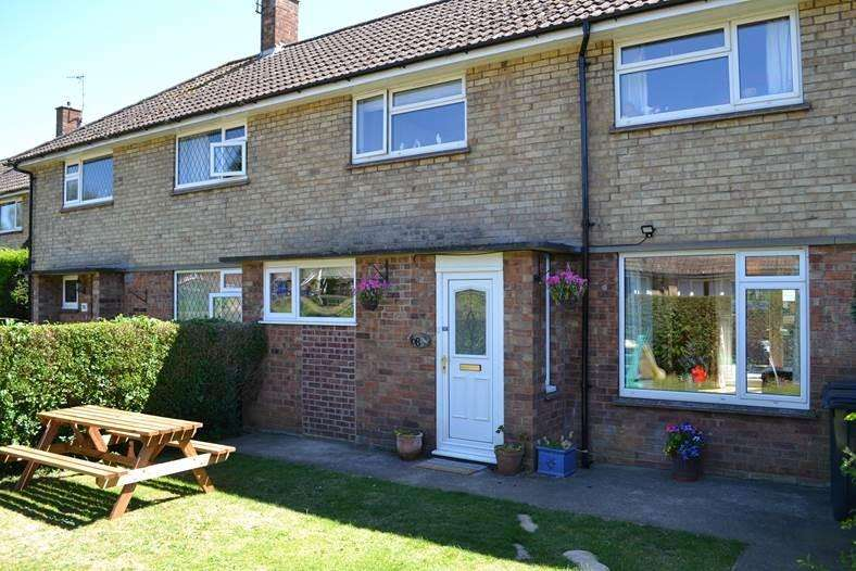 3 Bedrooms Terraced House for sale in Ancaster Avenue, Spilsby