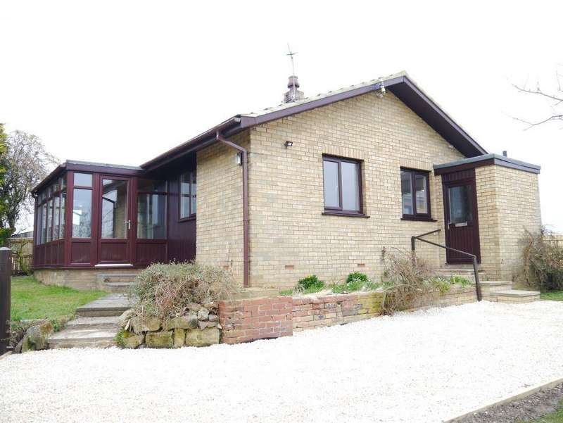 4 Bedrooms Detached Bungalow for sale in BUNGALOW WITH CIRCA 54 ACRES, Milbourne, Ponteland