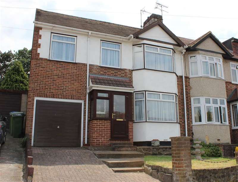 4 Bedrooms End Of Terrace House for sale in Woodbrook Road, Abbey Wood, London, SE2 0PB