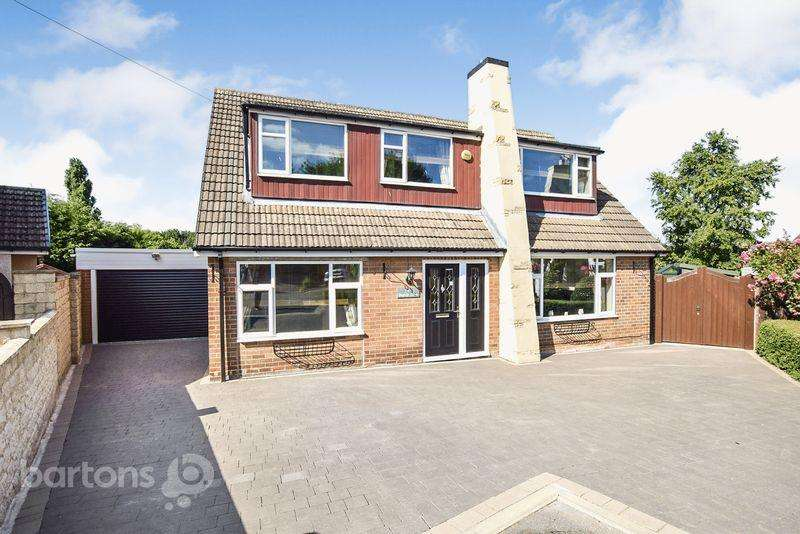 3 Bedrooms Detached House for sale in Bosville Close, Old Ravenield