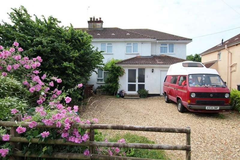 4 Bedrooms Semi Detached House for sale in Good size family home within walking distance of village amenities