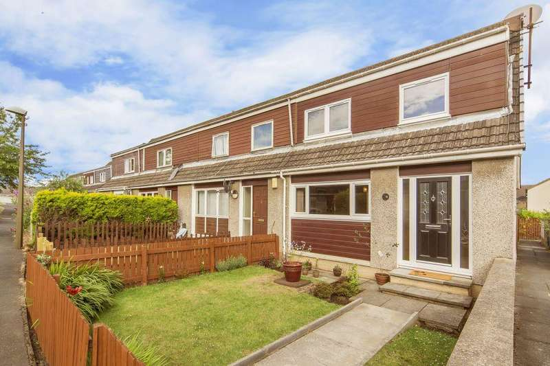 3 Bedrooms End Of Terrace House for sale in 86 Whitehill Avenue, Musselburgh, East Lothian, EH21 6PE