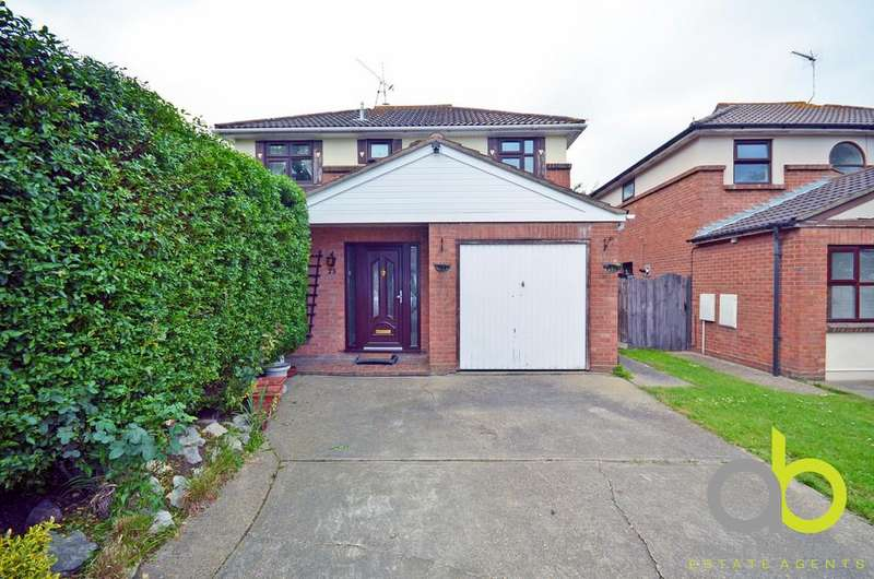 4 Bedrooms Detached House for sale in Ilmington Drive, Basildon