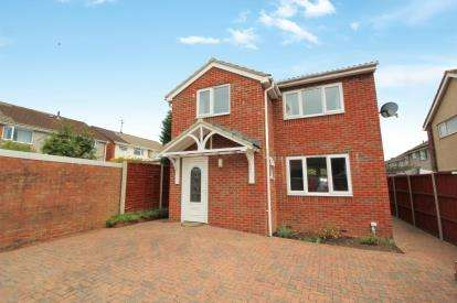 3 Bedrooms Detached House for sale in Chestnut Drive, Thornbury