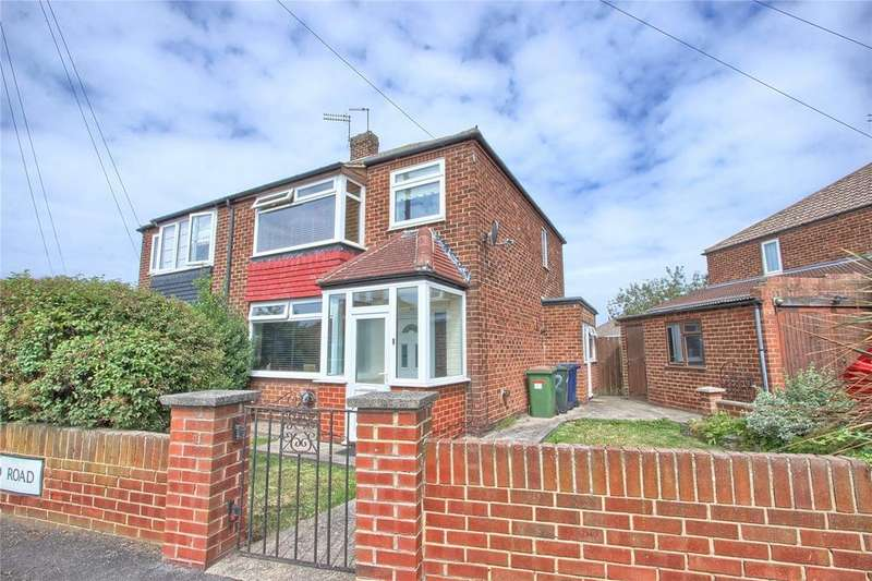 3 Bedrooms Semi Detached House for sale in Highfield Road, Marske-by-the-Sea