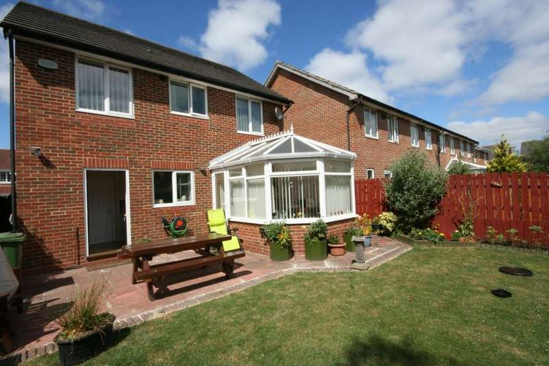 4 Bedrooms Detached House for sale in Gentian Way, Stockton-On-Tees, TS19